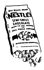 Nestle  Morsels advertisement- 941 Toll House Cookies